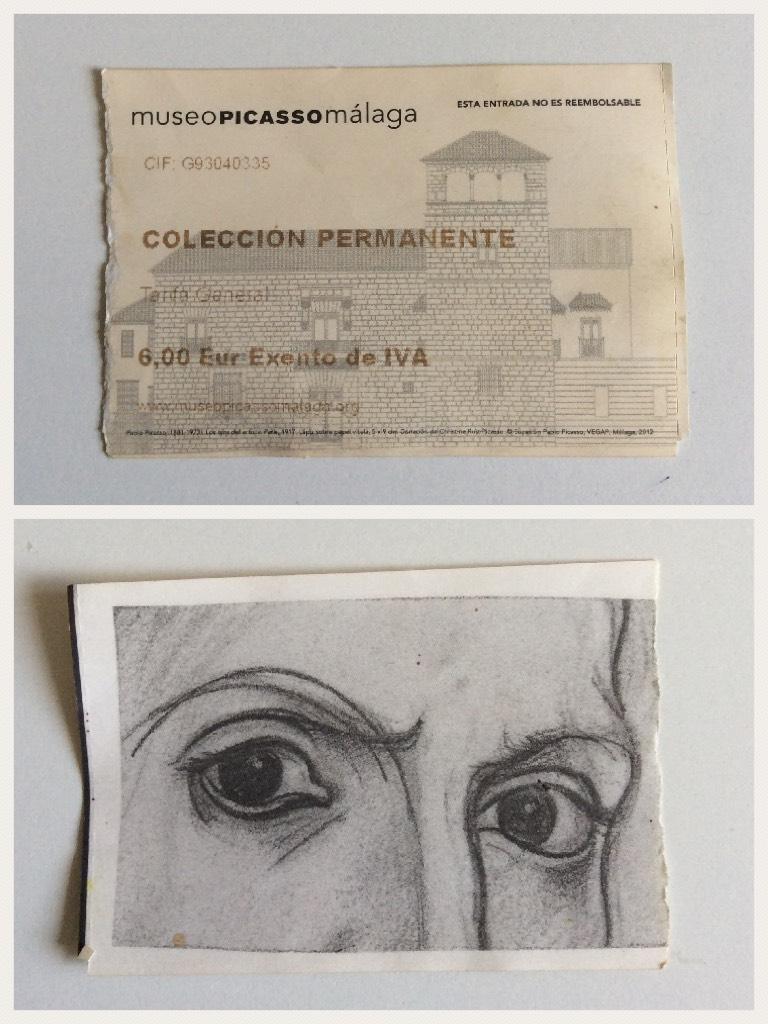 Malaga ticket