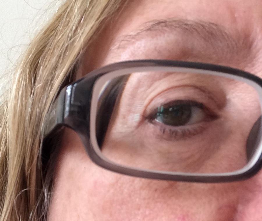 My eye photo